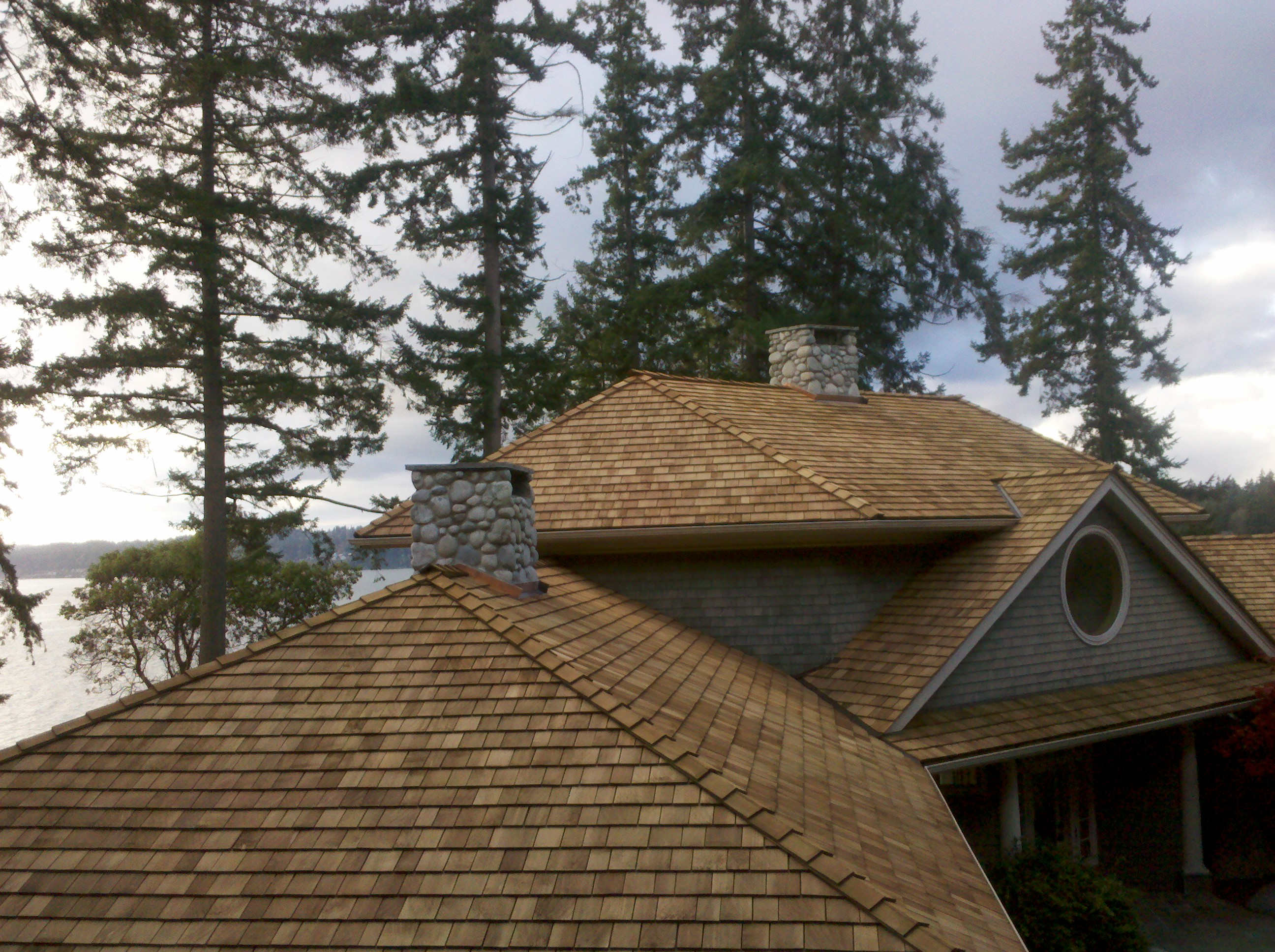 cedar roofing good